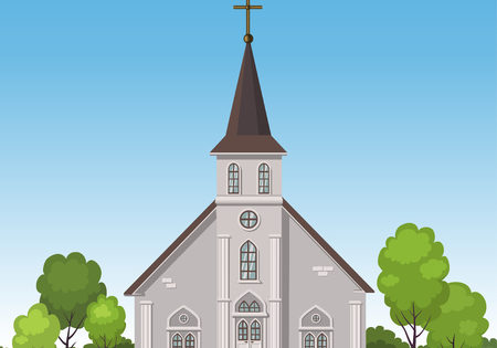 Church Building Clip Art